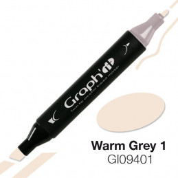Graph'it marqueur à alcool 9401 - warm grey 1