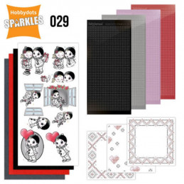 Kit Sparkles Set 29 - Petit Pierrot