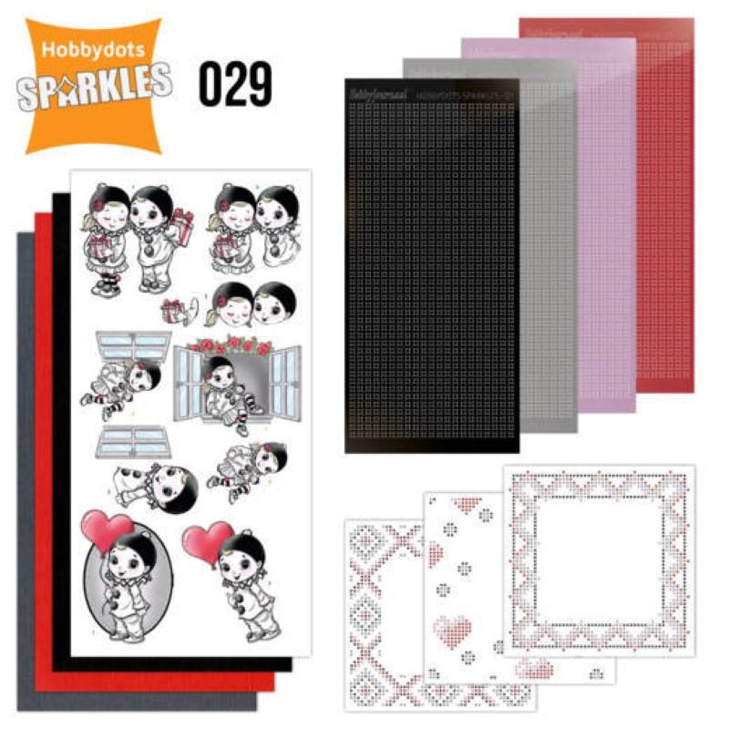 Kit Sparkles Set 29 - Petit Pierrot