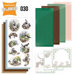 Kit Sparkles Set 30 - Printemps botanique