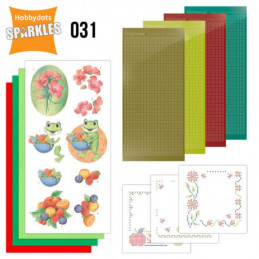 Kit Sparkles Set 31 - Bon rétablissement