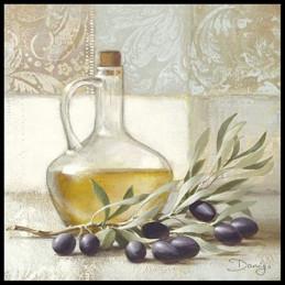 Image 3D - FP99222 - 30x30 - Olives N°1