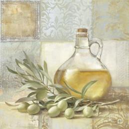 Image 3D - FP99223 - 30x30 - Olives N°2