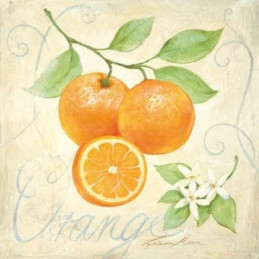 Image 3D - FP99225 - 30x30 - Oranges