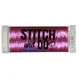Fils à broder Stitch and Do Métal Candy bobine de 200m
