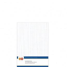 Carte 14.5 x 21 cm uni Blanc paquet de 10