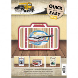 Quick and easy 13 -  Amy Design - Daily Transport