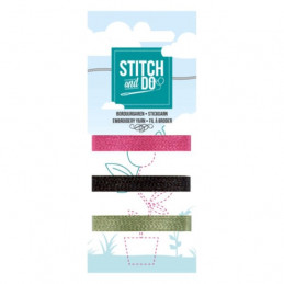 Fils à broder Stitch and Do n°56