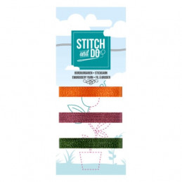 Fils à broder Stitch and Do n°57
