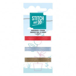 Fils à broder Stitch and Do n°58