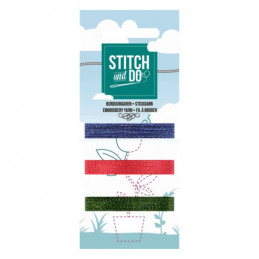 Fils à broder Stitch and Do n°61
