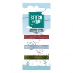 Fils à broder Stitch and Do n°62
