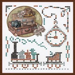 Kit Sparkles Set 47 - Vieilles valises exemple 3