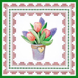 Kit Sparkles Set 49 - Tulipes exemple 3