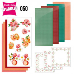 Kit Sparkles Set 50 - Tulipes