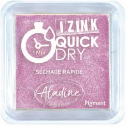 Encreur Izink Quick dry Violet pastel  5x5 cm
