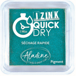 Encreur Izink Quick dry Océan 5x5 cm