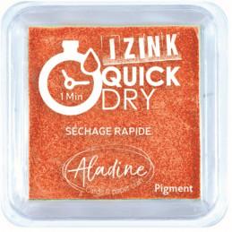 Encreur Izink Quick dry Orange 5x5 cm
