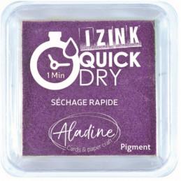 Encreur Izink Quick dry Violet 5x5 cm