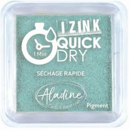 Encreur Izink Quick dry Bleu clair 5x5 cm