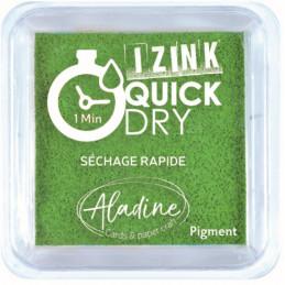 Encreur Izink Quick dry Vert 5x5 cm