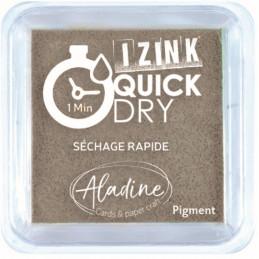 Encreur Izink Quick dry Gris 5x5 cm