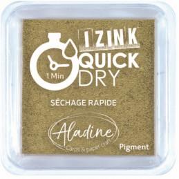 Encreur Izink Quick dry Or 5x5 cm