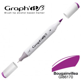 Graph'it brush marqueur à alcool 6170 - Bougainvillea