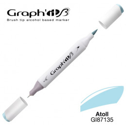 Graph'it brush marqueur à alcool 7135 - Atoll