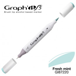 Graph'it brush marqueur à alcool 7220 - Fresh mint