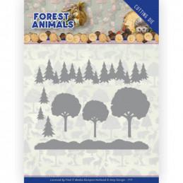 Die - ADD10232 - Forest Animals - Dans la forêt