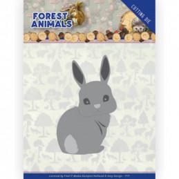 Die - ADD10235 - Forest Animals - Lapin