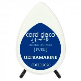 Encre pigmentée à séchage rapide résistante Ultramarine