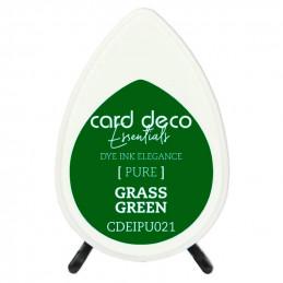 Encre pigmentée à séchage rapide résistante Vert Herbe