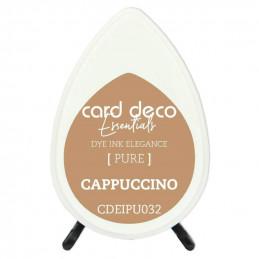 Encre pigmentée à séchage rapide résistante Cappucino
