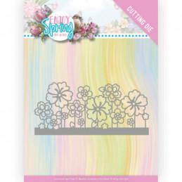 Die - ADD10240 - Enjoy Spring - Bordure fleur