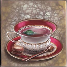 Image 3D - gk3030025 - 30x30 - tasse de thé