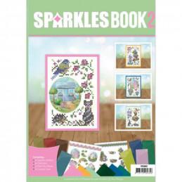 Livre Sparkles A6 N°2 - Printemps