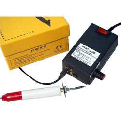 Pyrographe R300 appareils multifonctions 2 sorties avec réglage de température