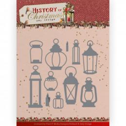Die - ADD10248 - History of christmas - Lanternes de Noël