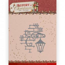 Die - ADD10249 - History of christmas - Lanterne de Noël