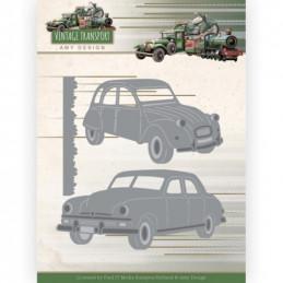 Die - ADD10250 - Vintage Transport - Voitures