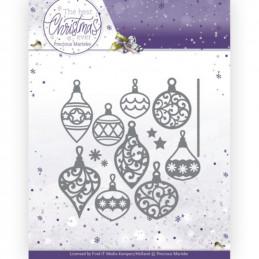 Die - PM10211 -  The Best Christmas Ever - Boules de Noël