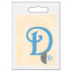Cachet double initiale d