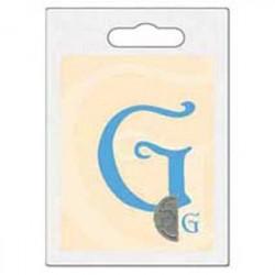 Cachet double initiale g