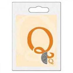 Cachet double initiale q