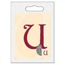 Cachet double initiale u