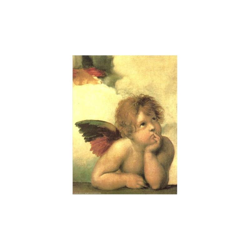 Image pour tableaux 3D - ARD 1 - 24X30 - Anges Raphael gauche - Aux Bleuets Loisirs créatifs à Reims