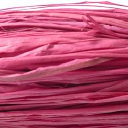Raphia vegetal rose
