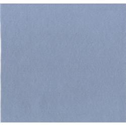 Feuillefeutrine30x30cm 2mm bleu ciel